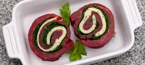 Beef Rollups