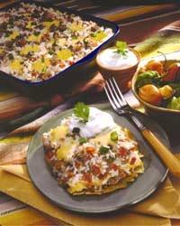 Tex-Mex Bake - Recipe - Cooks.com